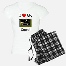 Love My Cows Pajamas