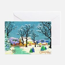 New Year's Picture Greeting Card