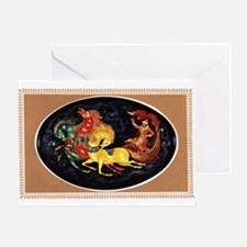 Fairy-tale drive Greeting Card