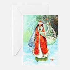 Winter Enchantress Greeting Cards (Pk of 10)