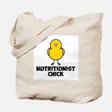 Nutritionist Chick Tote Bag