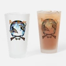 Duck hunter 2 Drinking Glass