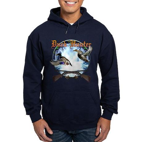 Duck hunter 2 Hoodie (dark)