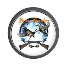 Duck hunter 2 Wall Clock