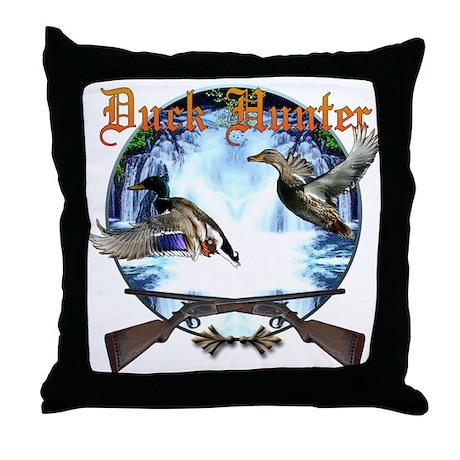 Duck hunter 2 Throw Pillow