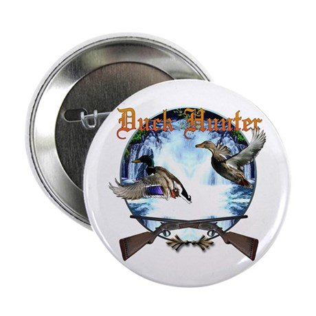 "Duck hunter 2 2.25"" Button"
