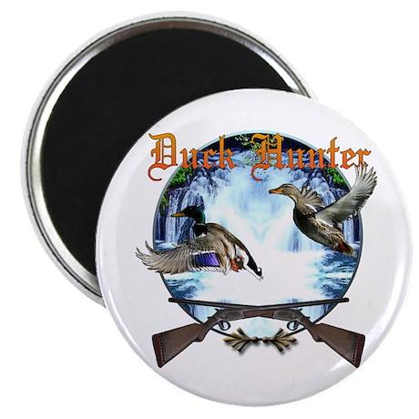"""Duck hunter 2 2.25"""" Magnet (100 pack)"""