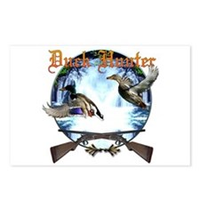 Duck hunter 2 Postcards (Package of 8)