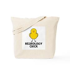 Neurology Chick Tote Bag