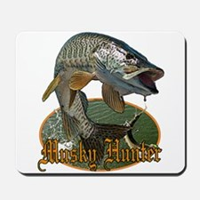Musky Hunter 9 Mousepad