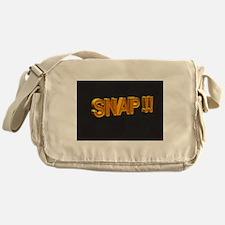 Snap Messenger Bag