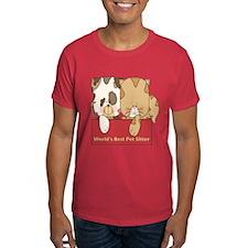Best Pet Sitter T-Shirt