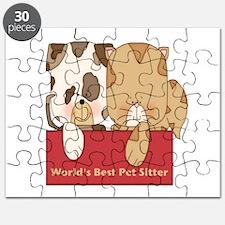 Best Pet Sitter Puzzle