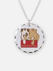 Best Pet Sitter Necklace