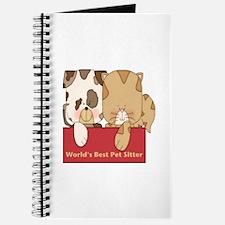 Best Pet Sitter Journal