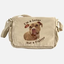 I'm a Lover Messenger Bag