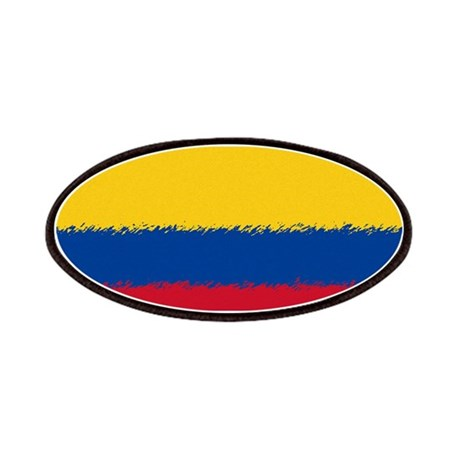 Colombian Flag Patches