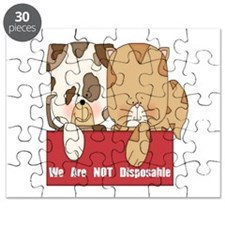Pets Not Disposable Puzzle