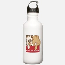 Pets Not Disposable Water Bottle