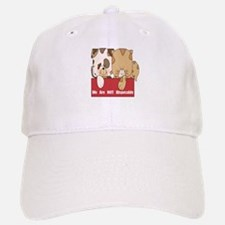 Pets Not Disposable Baseball Baseball Cap