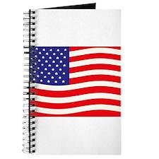 USA Flag Design Journal