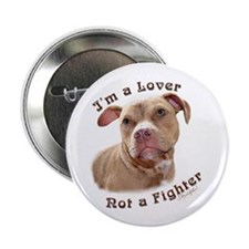 """I'm a Lover 2.25"""" Button (10 pack)"""