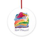 Real Princess Ornament (Round)