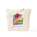 Real Princess Tote Bag