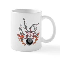 Bowl a strike Mug
