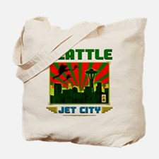 SEATTLE - JET CITY Tote Bag