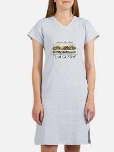 St. Augustine Americasbesthisto Women's Nightshirt