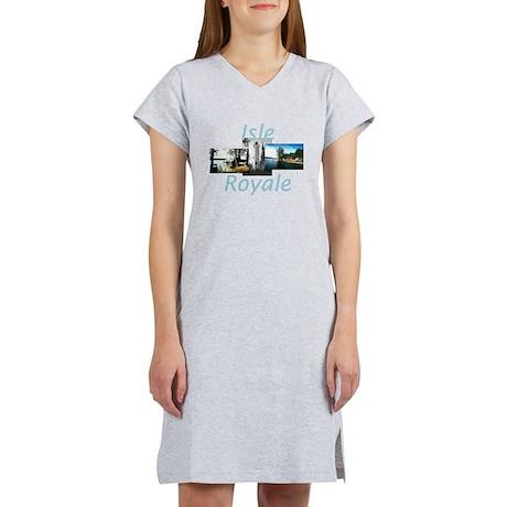 ABH Isle Royale Women's Nightshirt