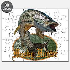 Musky Hunter 9 Puzzle