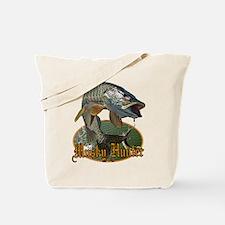 Musky Hunter 9 Tote Bag