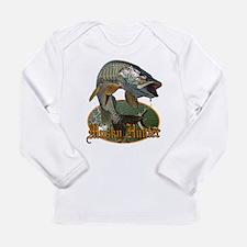 Musky Hunter 9 Long Sleeve Infant T-Shirt
