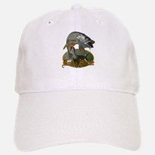 Musky Hunter 9 Baseball Baseball Cap