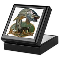 Musky Hunter 9 Keepsake Box