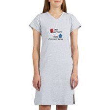 Less Government Women's Nightshirt
