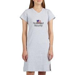 Homeland Security Now Women's Nightshirt