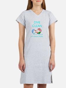 TOP Dive Clean Women's Nightshirt