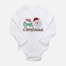 My First Christmas Baby Outfits