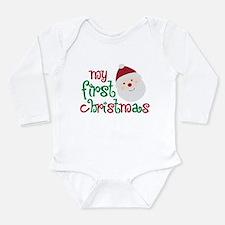 My First Christmas Onesie Romper Suit