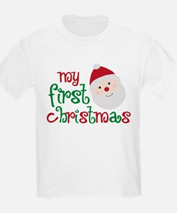 My First Christmas T-Shirt