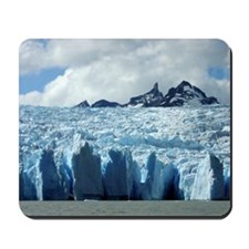 Blue Patagonian Glacier - Mousepad