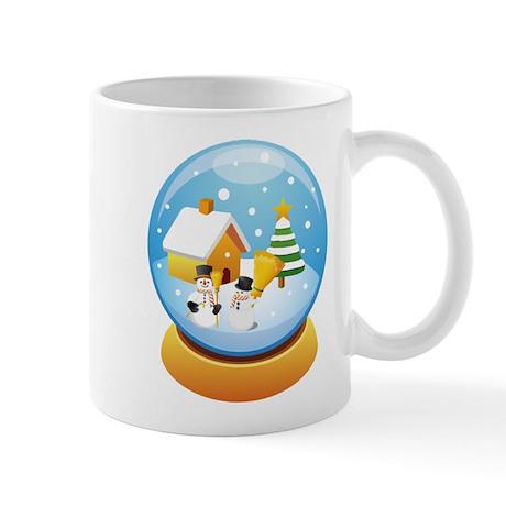 Snowglobe Mug