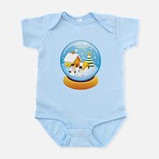 Snowglobe Infant Bodysuit