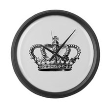 Queen Large Wall Clock
