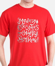 Christmas and New Year T-Shirt