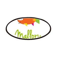Mallory is a Big Fish Patches