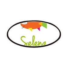 Selena is a Big Fish Patches